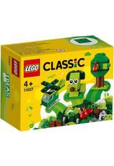 Lego Classic Briques Créatifs Verts 11007