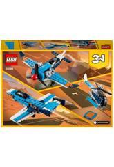 Lego Creator Aereo ad elica 31099