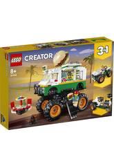 Lego Creator Monster Truck Fast Food 31104