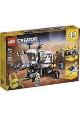 Lego Creator Rover Explorateur Spatial 3 en 1 31107