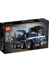 Lego Technic Camion Malaxeur 42112