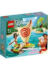 Lego Disney Princess Ozeanabenteuer von Vaiana 43170