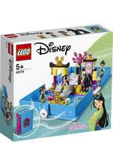 Lego Disney Princess Racconti e Storie Mulan 43174