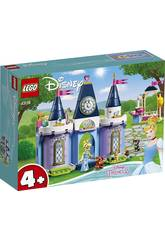 Lego Girls Disney Princess Fiesta en el Castillo de Cenicienta 43178
