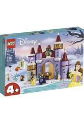 Lego Disney Princess Celebração de Inverno no Castelo de Bella 43180