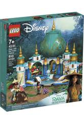 Lego Disney Raya et le palais du cœur 43181