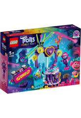 Lego Trolls Tanzparty in Techno Reef 41250