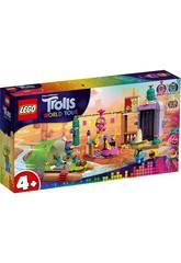 Lego Trolls Aventure en Radeau à Lonesome Flats 41253