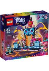 Lego Trolls Concierto en Volcano Rock City 41254