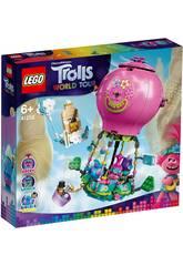 Lego Trolls Avventura nella Mongolfiera di Poppy 41252