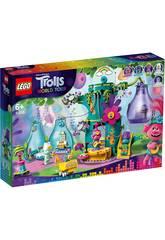 Lego Trolls Festa nel Pop Village 41255