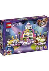 Lego Friends Concurso de Pastelaria 41393