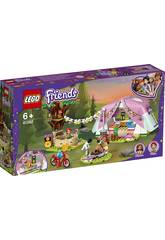 Lego Friends Glamping in Natura 41392