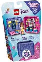 Lego Friends Cubo de Juegos de Olivia 41402