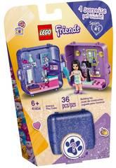 Lego Friends Cubo di Giochi di Emma 41404