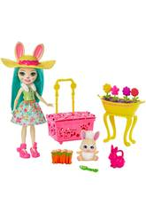 Enchantimals Il Giardino di Fluffy Bunny Mattel GJX33