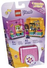 Lego Friends Cubo Negozio di Giochi di Andrea 41405