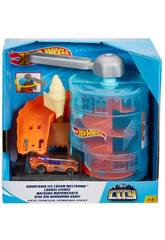 Hot Wheels City Downtown Glacier Mattel GJK74
