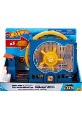Hot Wheels City Super Bank Break-Out Mattel GBF96