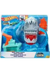 Hot Wheels Robo Shark Frénétique Mattel GJL12