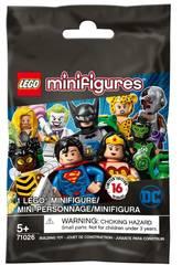 Lego DC Super Hero Series Minifiguren Überraschung 71026