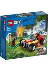 Lego City Incendio en el Bosque 60247