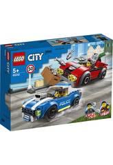 Lego City Police Detenção na Auto-estrada 60242