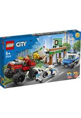 Lego City Police Hold-up du Monster Truck 60245