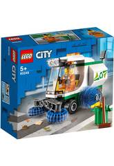 Lego City Grandes Vehículos Barredora Urbana 60249