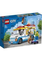 Lego City Grandes Vehículos Camión de los Helados 60253