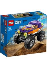 Lego City Grands Véhicules Monster Truck 60251