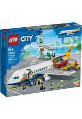 Lego City Avion en Ligne 60262