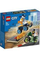 Lego City Nitro Wheels Equipa de Especialistas 60255