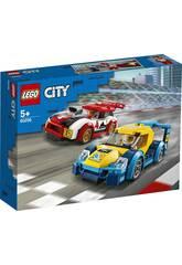 Lego City Nitro Wheels Coches de Carreras 60256