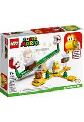 Lego Super Mario Pack d'Extension: Súper Dérapage de la Plante Piranha 71365