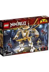 Lego Ninjago Robot Dourado 71702