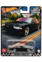 Hot Wheels Véhicules Boulevard Mattel GJT68