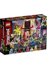 Lego Ninjago Mercado de Jogadores 71708