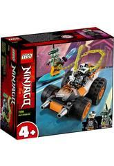 Lego Ninjago Sportivo Sismico di Cole 71706