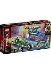 Lego Ninjago Veicoli Supremi di Jay e Lloyd 71709