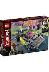 Lego Ninjago Carro Ninja do Tuning 71710