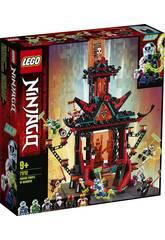 Lego Ninjago Tempio Imperiale della Follia 71712