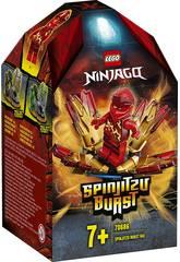 Lego Ninjago Spinjitzu Explosif Kai 70686