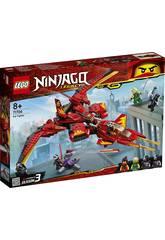 Lego Ninjago Avion de Chasse de Kai 71704