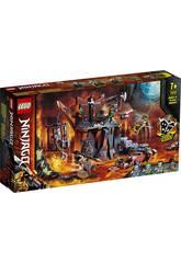 Lego Ninjago Voyage aux Donjons Crâne 71717