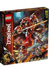 Lego Ninjago Robot Fiammante 71720