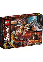 Lego Ninjago Dragon de Bataille de Wu 71718