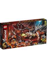 Lego Ninjago Dragon du Sorcier au Crâne 71721
