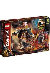 Lego Ninjago Rinocreatura di Zane 71719