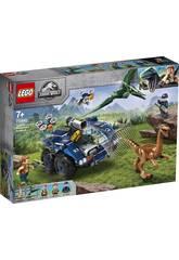 Lego Jurassic World Fuite du Gallimimus et du Ptéranodon 75940